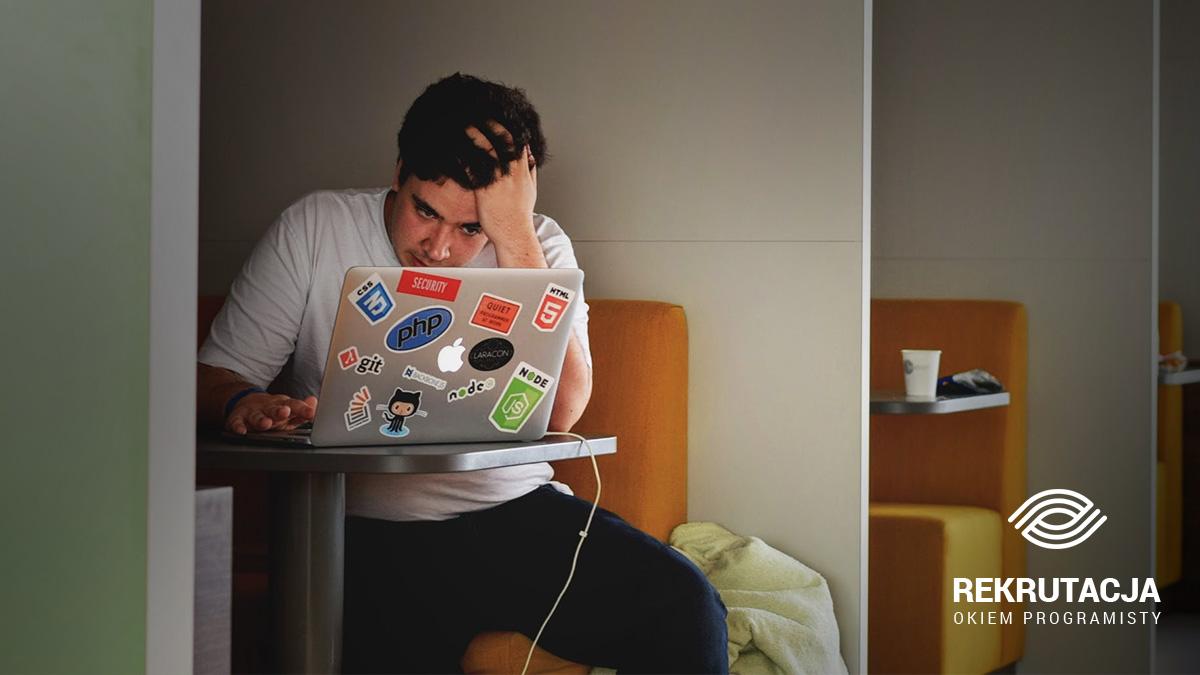 Co powstrzymuje programistów przed zmianą pracy? 🤔 #rekrutacjaokiemprogramisty